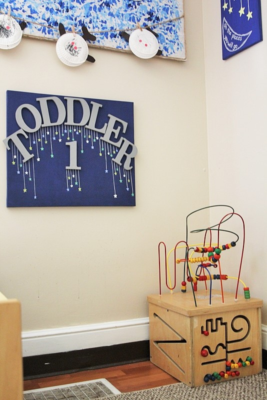 Avon Toddler room