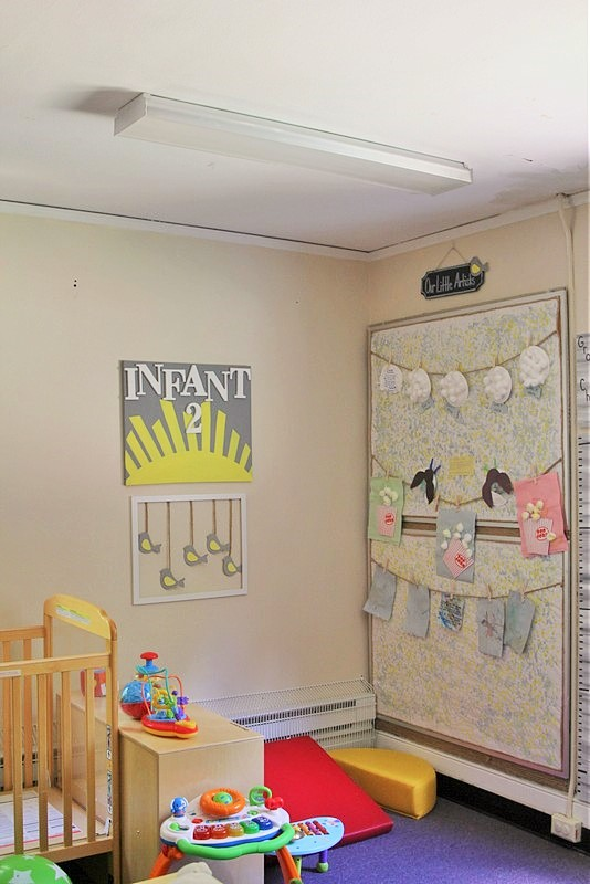 Avon infant room