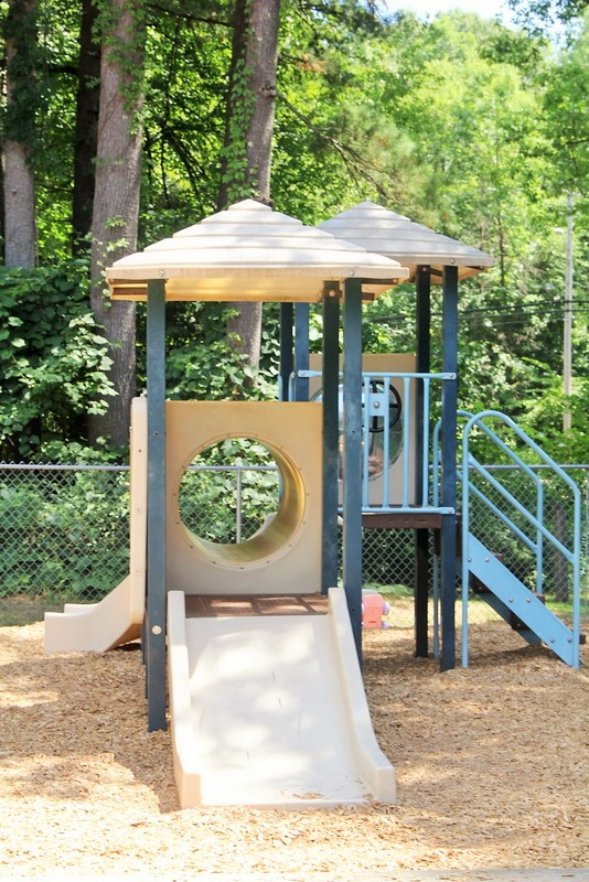 Granby twos playground
