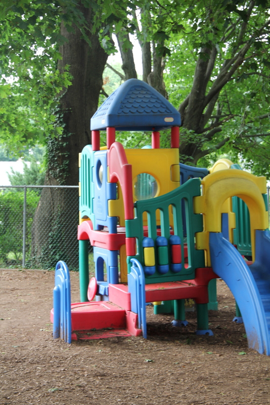 HMD outdoor playscape