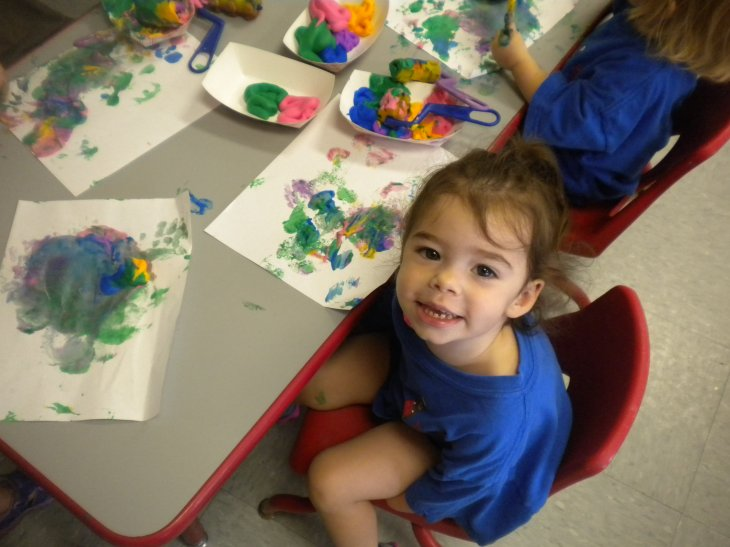Painting with Smiles